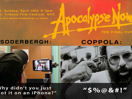What Will Coppola Cut Out of APOCALYPSE NOW: THE FINAL CUT? (UPDATED)