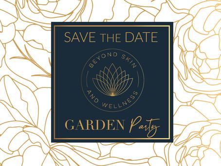 Garden Party Event & Open House