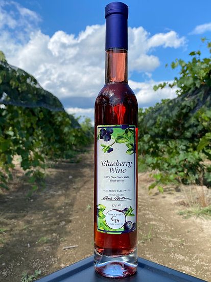 2018 Blueberry Wine