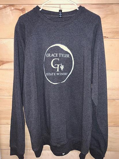 GT Charcoal Frost Unisex Crew Sweatshirt