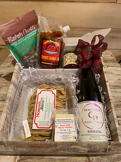 Gift Box(ADD Your Choice Of Wine)