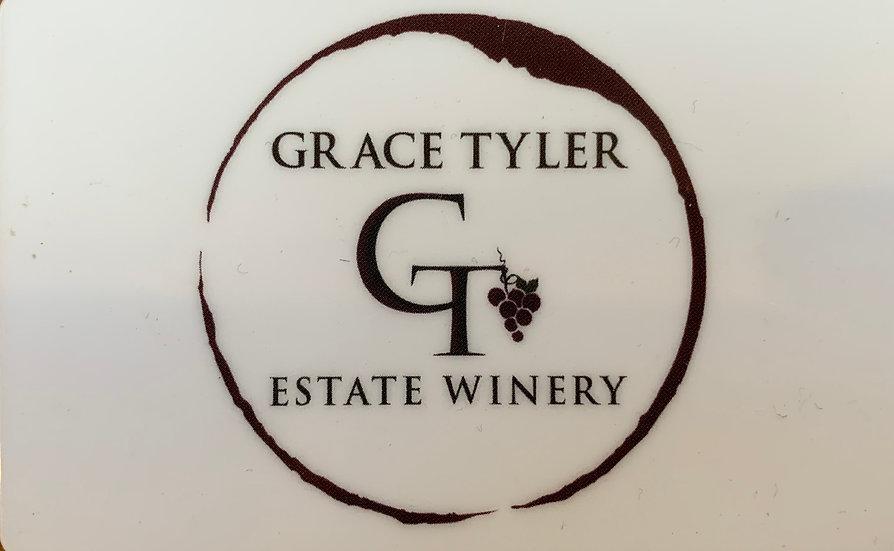 Grace Tyler Gift Card(Mailer)