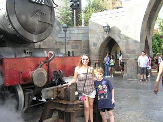 Muggles in Orlando!