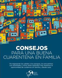 Cuarentena en familia SJM Chile