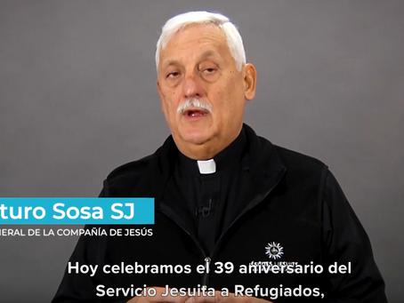 JRS cumple 39 años