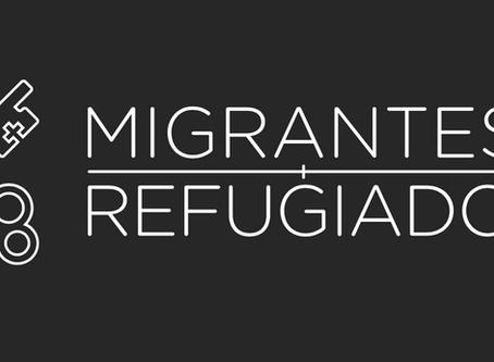 Noticias semanales sobre Covid19 y Migración Forzada desde la sección Migrantes y Refugiados