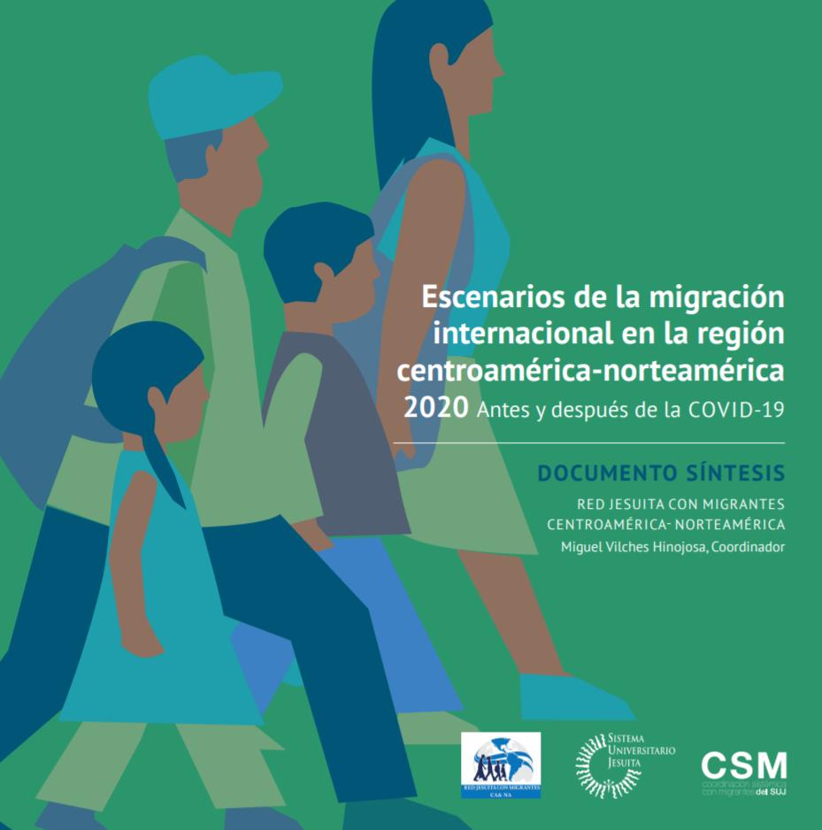 Migración Centroamérica y Norteamérica