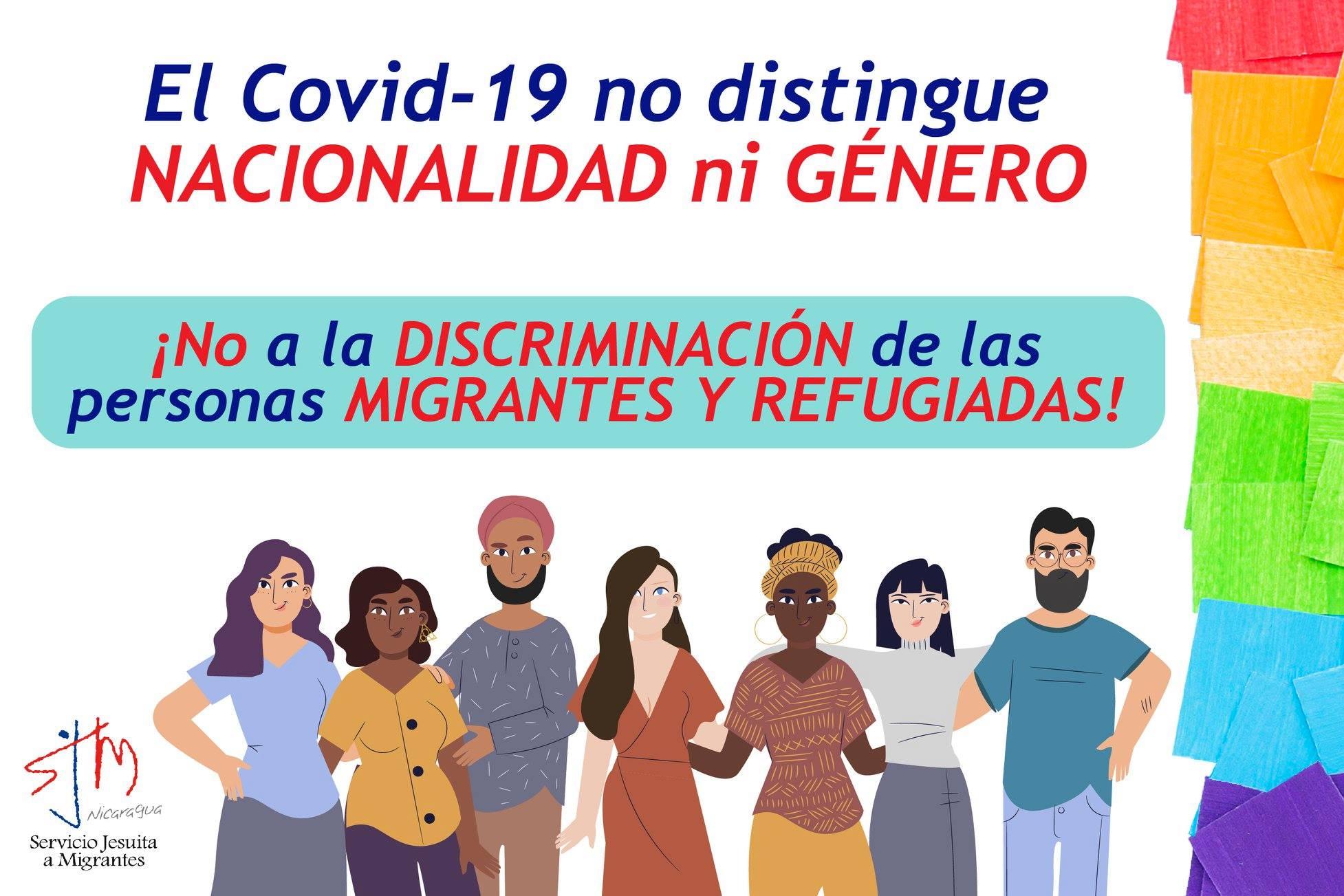 SJM_Nicaragua_No_discriminación