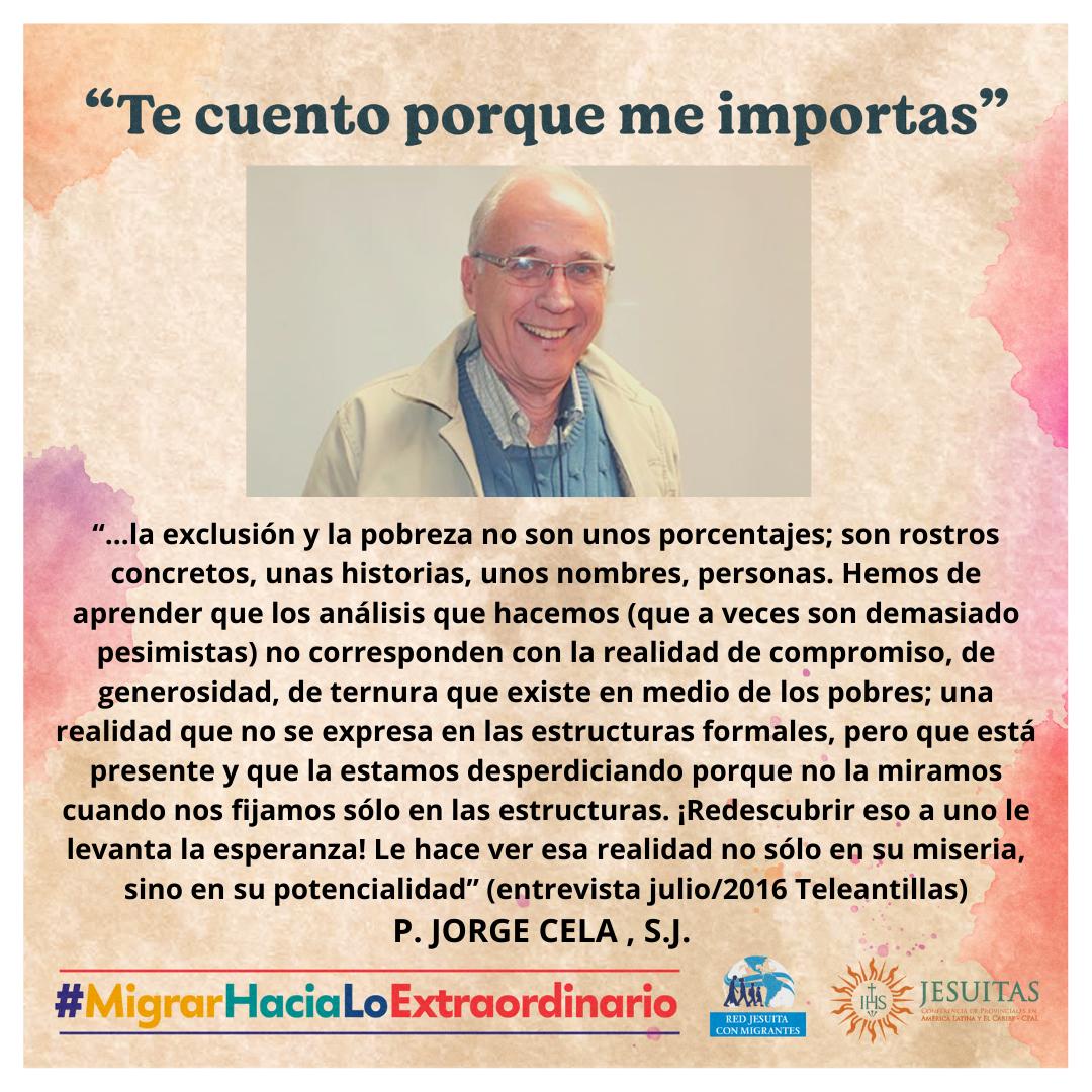 P. Jorge Cela, S.J.