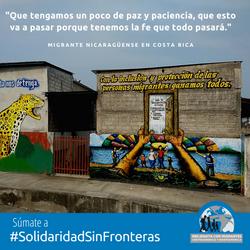 Migrante Nicaraguense en Costa Rica 1 IG