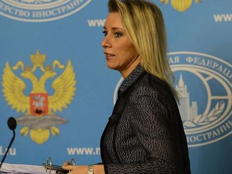 """Crisis en Venezuela: Rusia califica de """"guerra de información"""" la versión de EE.UU. de que Moscú imp"""