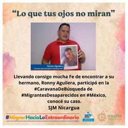 #CaravanaDeBúsqueda de #MigrantesDesaparecidos en #México