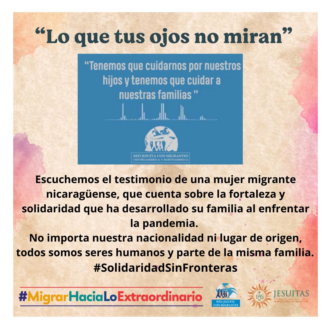 #SolidaridadSinFronteras