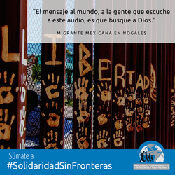 Migrante Mexicana Nogales 1 IG