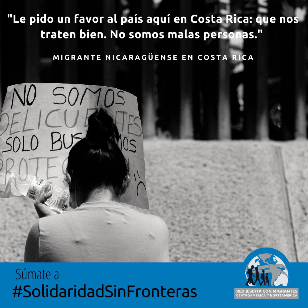Migrante Nicaraguense en Costa Rica 2 IG