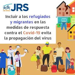 JRS Venezuela COvid