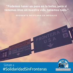 Migrante Mexicana Nogales 2 IG