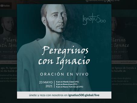 Peregrinos con Ignacio #ignatius500