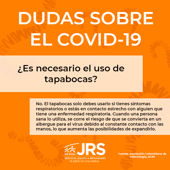 JRS COLOMBIA