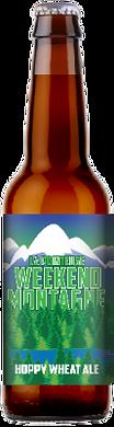 Weekend Montagne (Hoppy Wheat Ale)