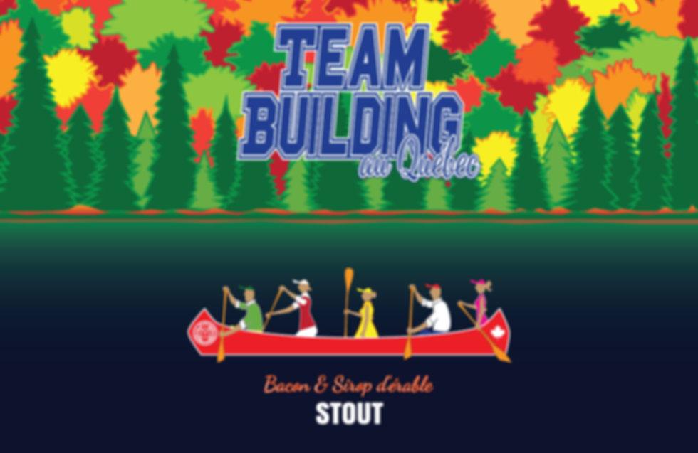 Team Building au Québec - Bacon & Sirop d'Erable Stout