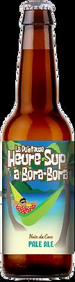 Heure Sup à Bora-Bora (Pale Ale Noix de