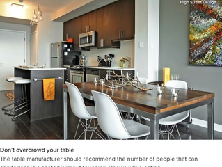 High Street Featured on Houzz