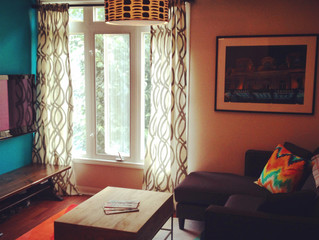 Cohabitating in an Eclectic Space