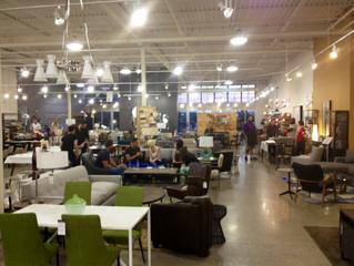 Shelter Furniture's Designer Appreciation Event