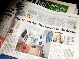 The Seven Deadly Sins of Condo Décor – Extended Edition