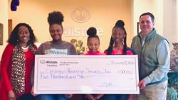 Optimism Preventive Services, Inc receives Allstate Foundation grant
