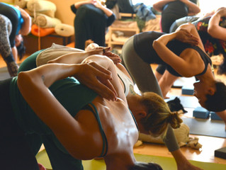 Yoga is in the news!