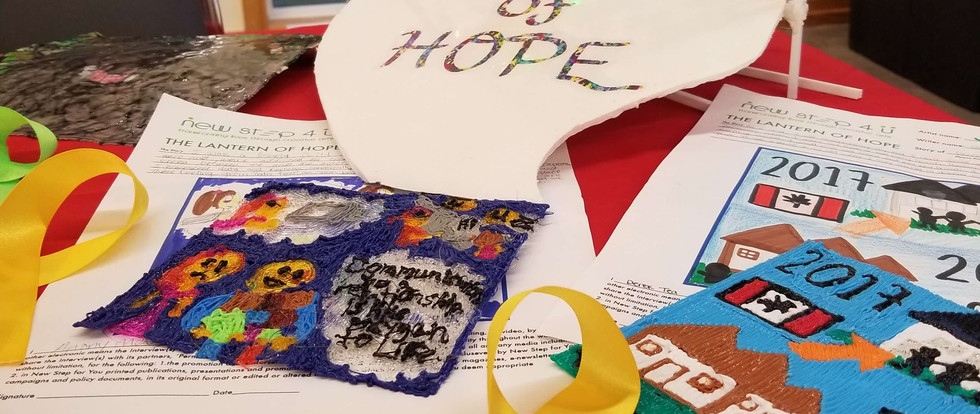 Trail of Hope at Youth Expo