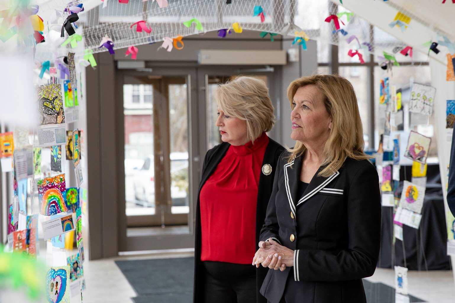 Trail of Hope Christine Elliott
