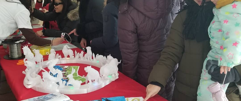 Snow and Ice Festival Markham