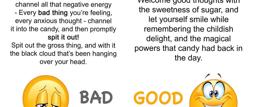 Bad Mood Good Mood Pill
