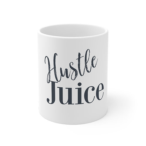 Mug 11oz-Hustle Juice