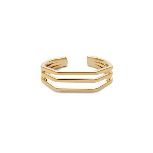Prysm Alyssa Ring Gold