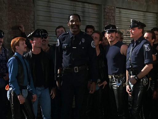 Tela Oxman - Loucademia de Polícia