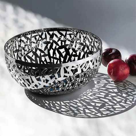 Alessi-Cactus-Fruit-Bowl-Stainless-Steel