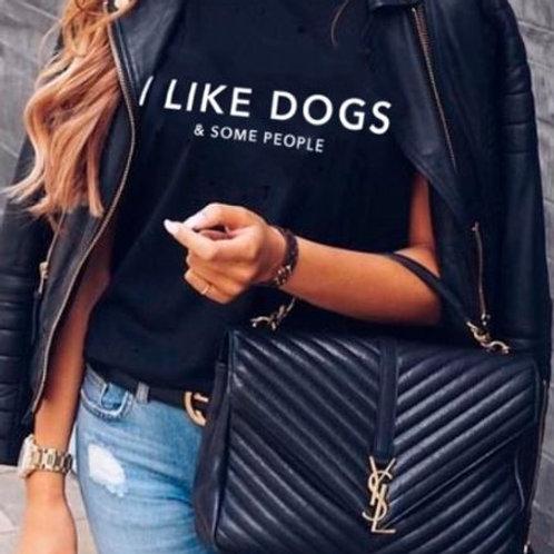 I like Dogs...