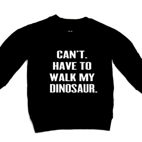 Portage & Main Dinosaur Sweatshirt
