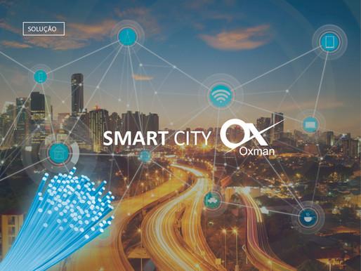 OXMAN lança solução SMART CITY