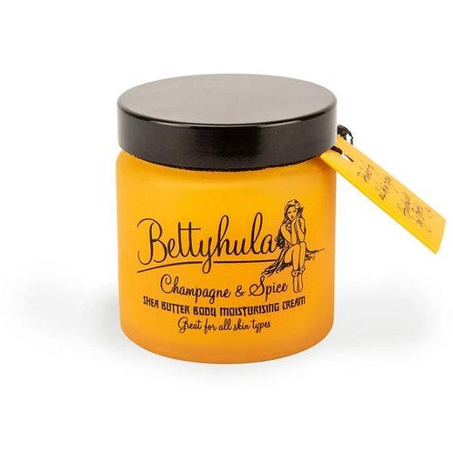 Betty Hula - Shea Champagne & Spice