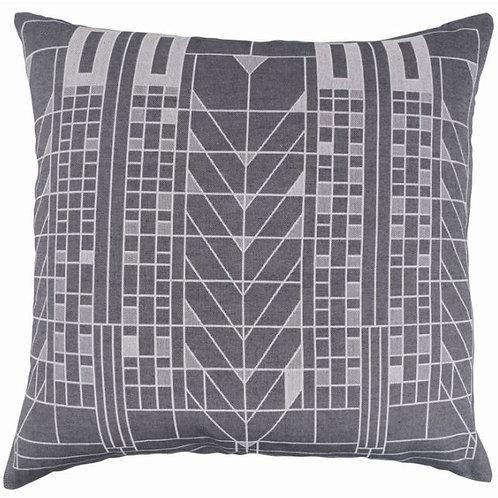 Frank Lloyd Wright Tree of life Pillow