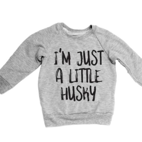 Portage & Main Husky Sweatshirt-Youth