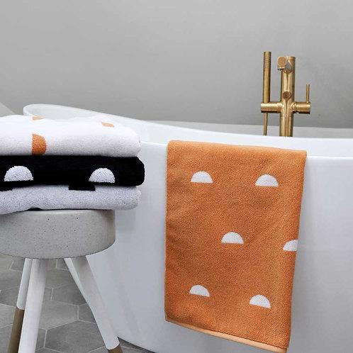 Swell Sunrise Bath Towel