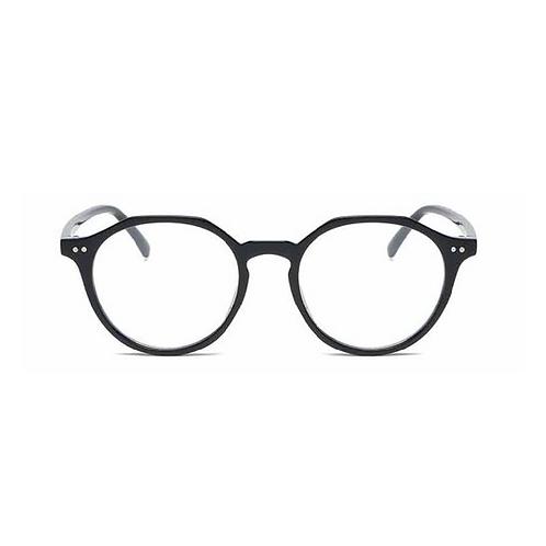 Thin Round Frame Blue Light Blocker Glasses