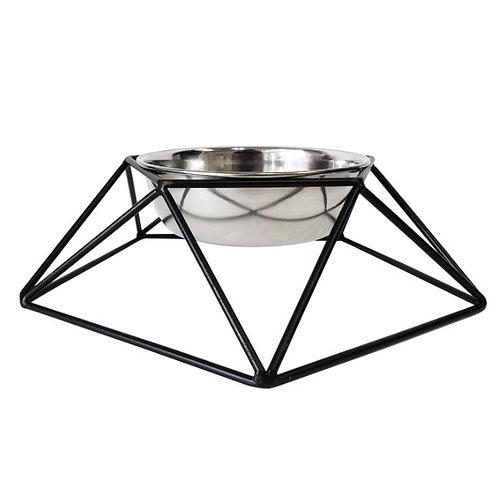 Modern GEO Pet bowl