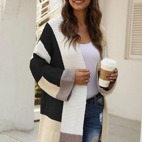 ELSEY Colour Block Sweater